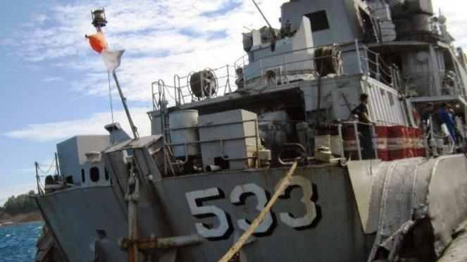 VIVA Militer: Kapal Perang TNI AL, KRI Teluk Cendrawasih 533