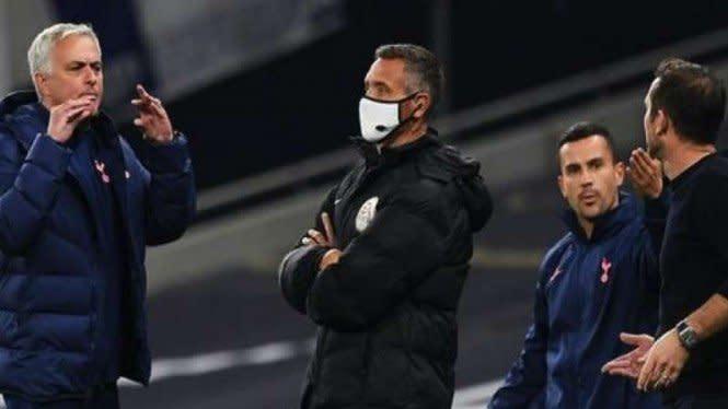 Panas, Lampard Ternyata Masih Kesal dengan Mourinho