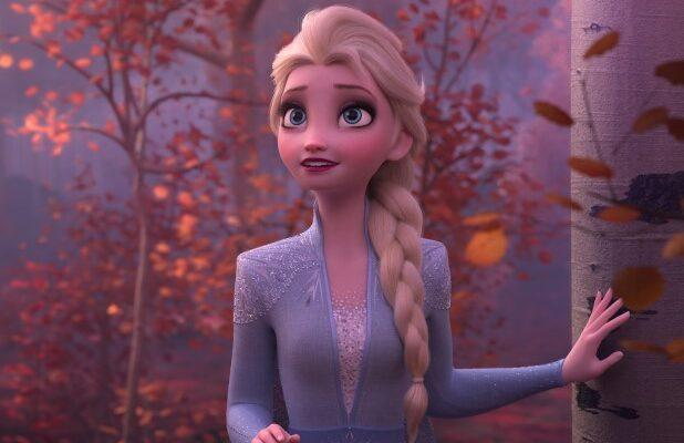 'Frozen II' Holds No. 1 Spot at Box Office With $34.7 Million Weekend