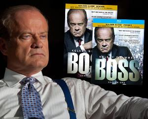 Win 'Boss' Season 1 on Blu-ray and DVD from Yahoo! TV