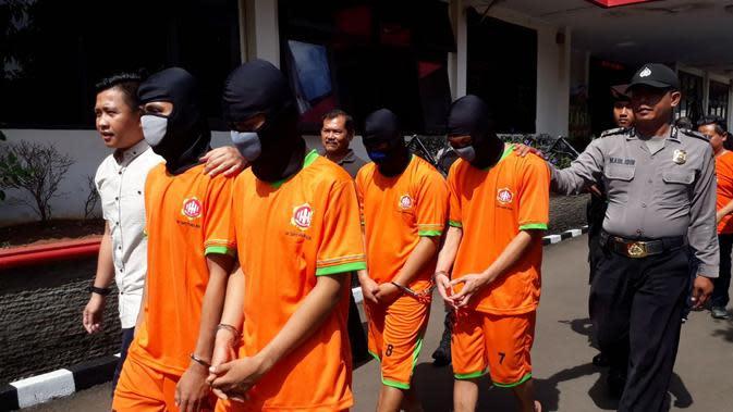 Timah Panas Hentikan Aksi Sindikat Pencurian Modus Ganjal ATM di Bandung