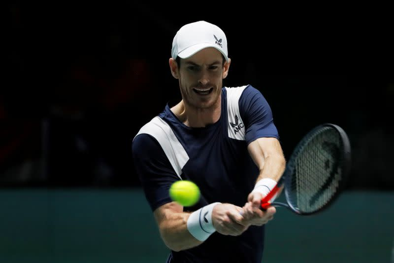 Murray admits to rustiness ahead of ATP return