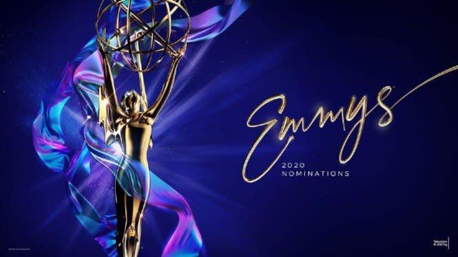 Baru Kali Ini, Piala untuk Pemenang Emmy Awards 2020 Diantar ke Rumah