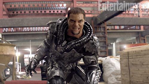 'Man of Steel' Viral Spot Issues a Command From Superman's Enemy General Zod