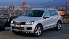 2014 Volkswagen Touareg