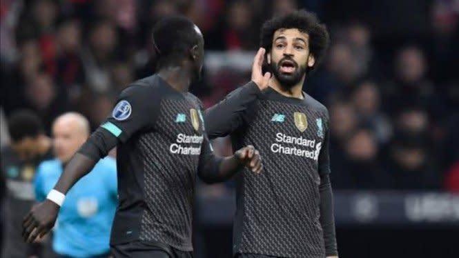 Mantan Bek Liverpool Ungkap Rivalitas Antara Salah dan Mane