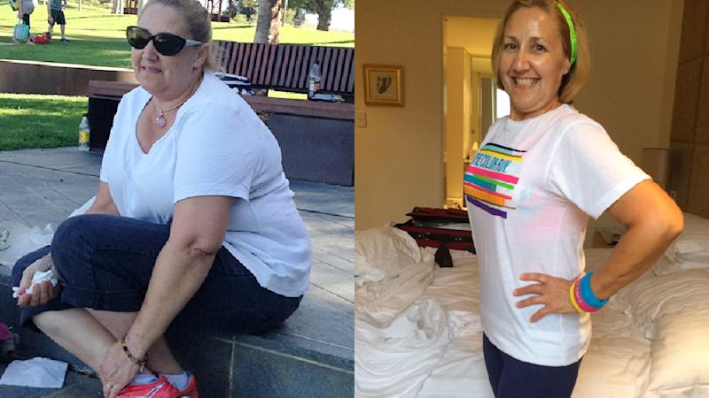 Joanie Shortis turned her life around after she spent a year housebound, combatting suicidal thoughts. Photo: Supplied