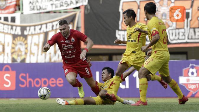 Virus Corona Mengancam, Bhayangkara FC vs Persija Jakarta Tunggu Lampu Hijau