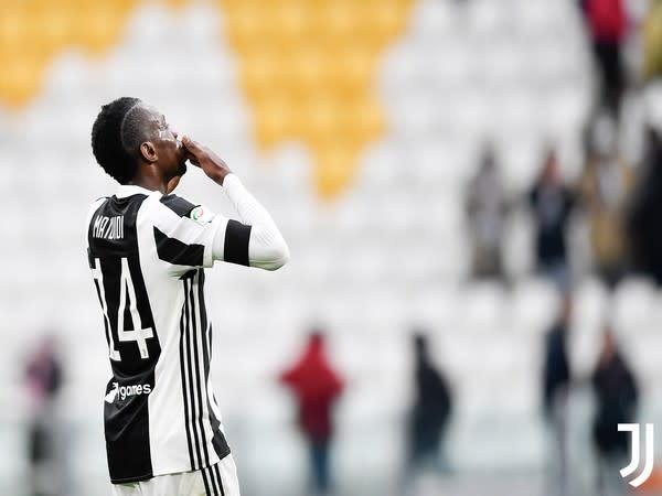 Blaise Matuidi (Photo/ Juventus Twitter)