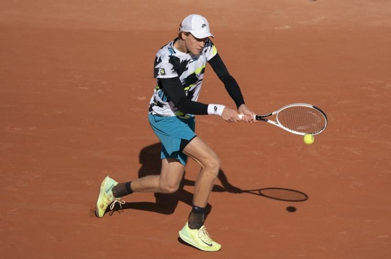 Fast-rising Sinner gears up for ultimate claycourt test against Nadal