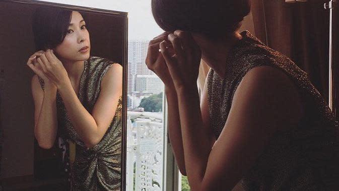 Yuko Takeuchi (Instagram/ yuko_takeuchi0401)