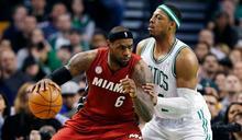 NBA/上次交手詹皇還在 熱火和塞隊東決再上演經典對決
