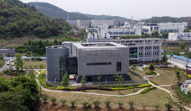 The Wuhan facility includes a level four biosecurity lab. Photo: AFP