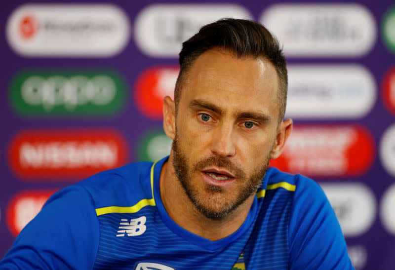 ICC Cricket World Cup - South Africa Press Conference