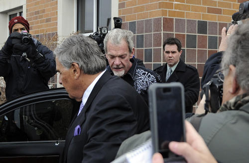 Colts owner Jim Irsay has double image in media