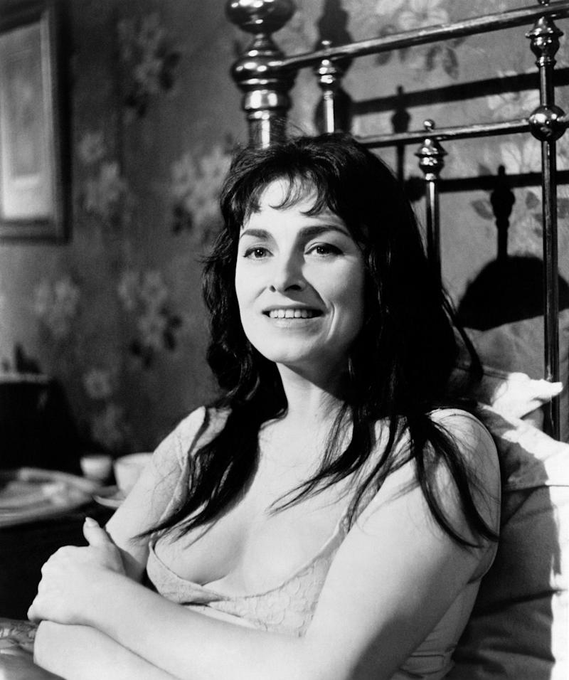 As Molly Bloom in the film Ulysses, 1967 - Alamy