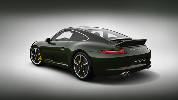Porsche 911 Club Coupe will cost 12 buyers $177,000 in bragging rights: Motoramic Dash
