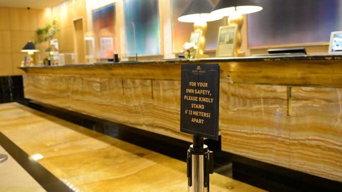 Hotel Mulia Senayan, Jakarta mengaplikasikan 3 protokol kesehatan berikut ini untuk menyambut para tamu (Foto: Hotel Mulia Senayan Jakarta)