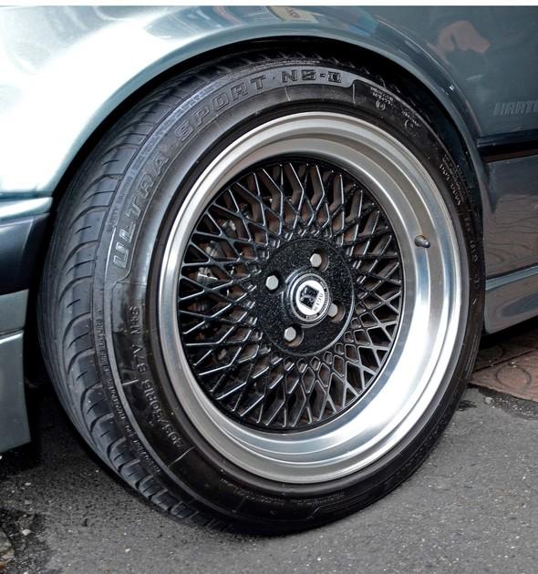 宛如天籟Hartge BMW E30