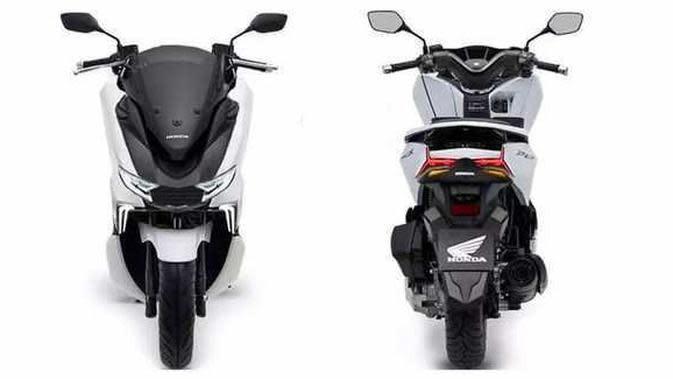 Wujud Honda PCX 2021 Sudah Bocor, Masuk Indonesia?