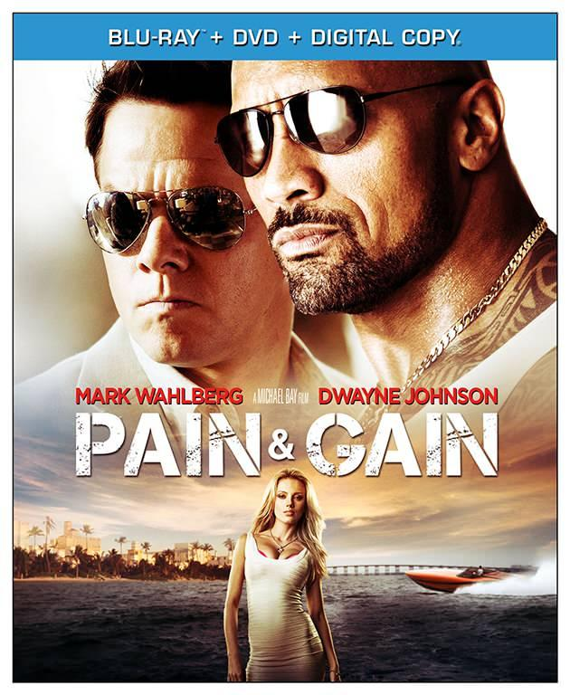 'Pain & Gain' Wants to Pump You Up with an iPad mini