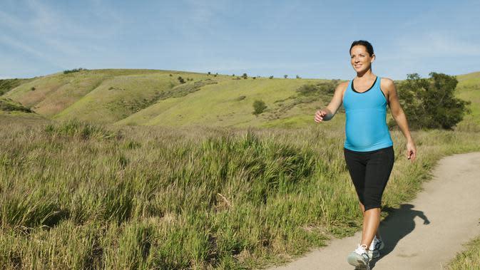 Olahraga yang tepat untuk ibu hamil. (Sumber foto: today.com)