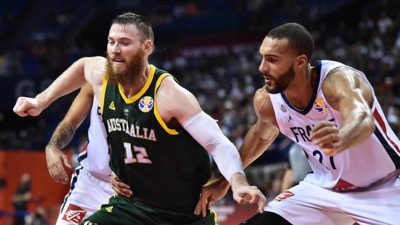Basketball WC 2019 - Australia vs France
