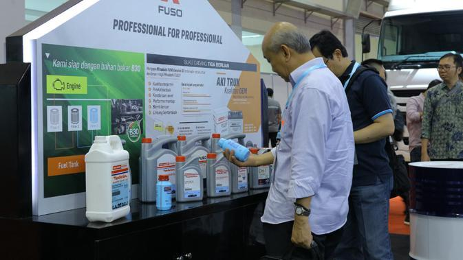 Lapak Online Mitsubishi Fuso Juga Tawarkan Suku Cadang, Tapi..