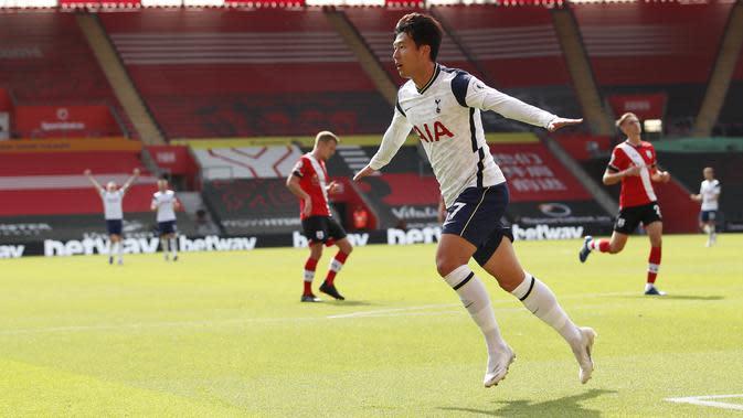 Son Heung-min dan 27 Pemain yang Pernah Cetak 4 Gol dalam Satu Pertandingan di Liga Inggris