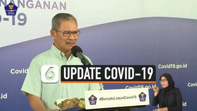 VIDEO: Update Corona 26 April, Kasus Positif 8.882, Sembuh 1.107, Meninggal 743