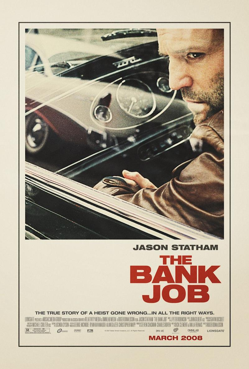A poster for period thriller The Bank Job. (Lionsgate)