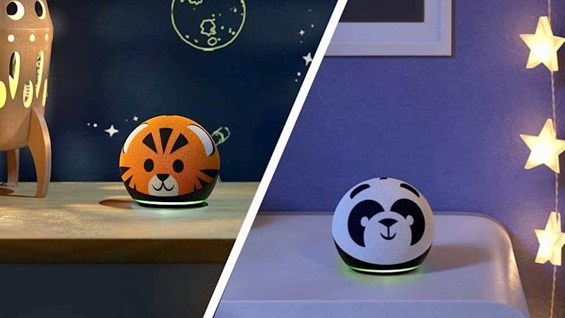 Image of Echo Dot Kids Edition (4th gen)