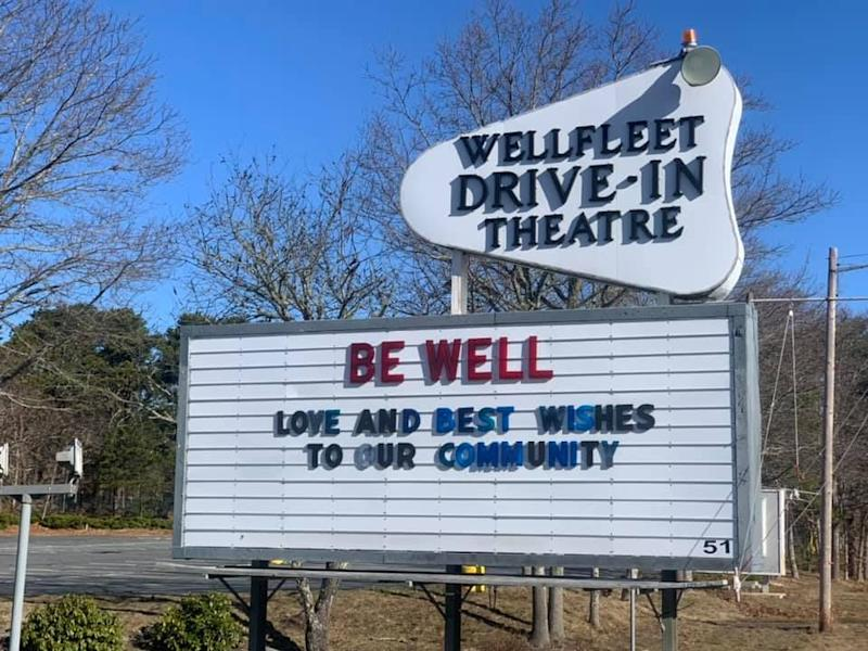 Photo credit: Wellfleet Drive-In