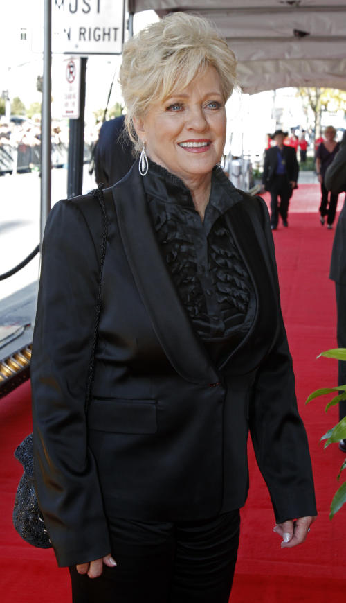 Connie Smith attends the Country Music Hall of Fame Inductions on Sunday, Oct. 21, 2012 in Nashville, Tenn. (Photo by Wade Payne/Invision/AP)