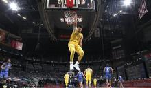 明星賽改選秀制詹皇4年「不敗」 字母哥獲NBA首位歐裔MVP