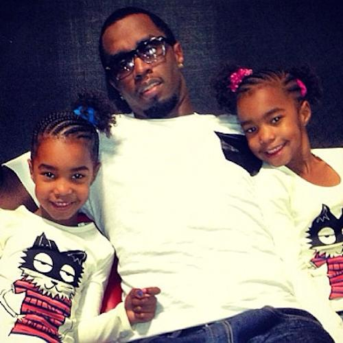 Diddy Shows His Daughters How to Dance Like Beyoncé