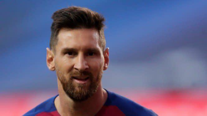 10 Atlet Paling Laku: Messi Teratas, LeBron James Kalahkan Neymar