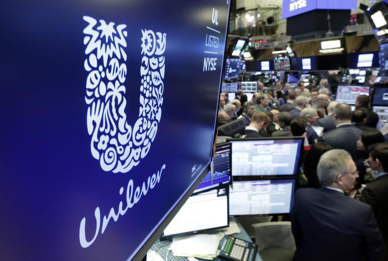 Di tengah pandemi, penjualan barang-barang konsumsi  Unilever tetap kuat