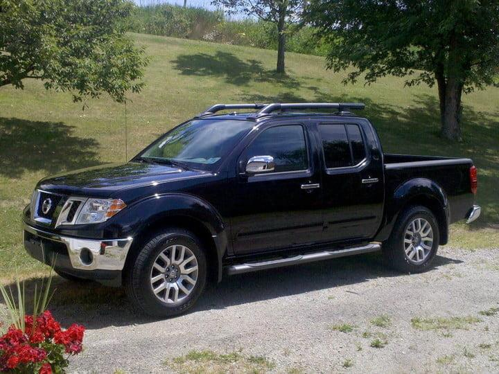 Best used cars nissan frontier crew cab