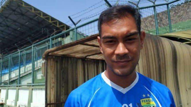 3 Pemain Asing Persib Bandung Berharap Liga 1 2020 Dilanjutkan