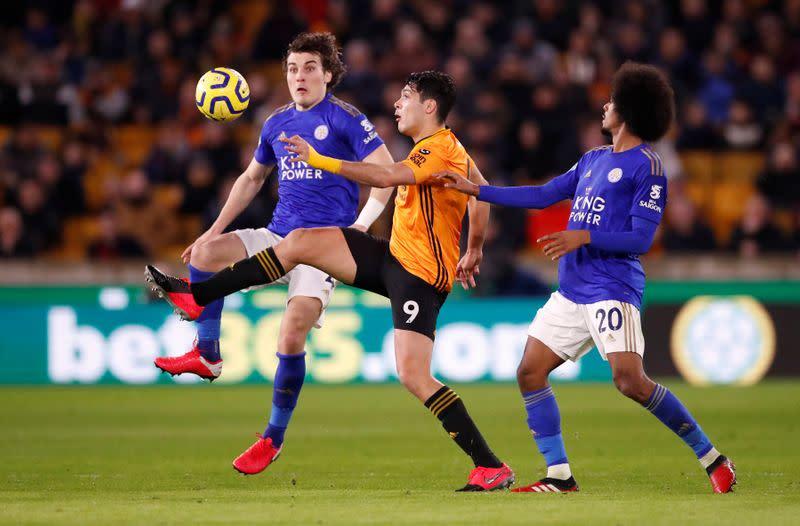 Premier League - Wolverhampton Wanderers v Leicester City