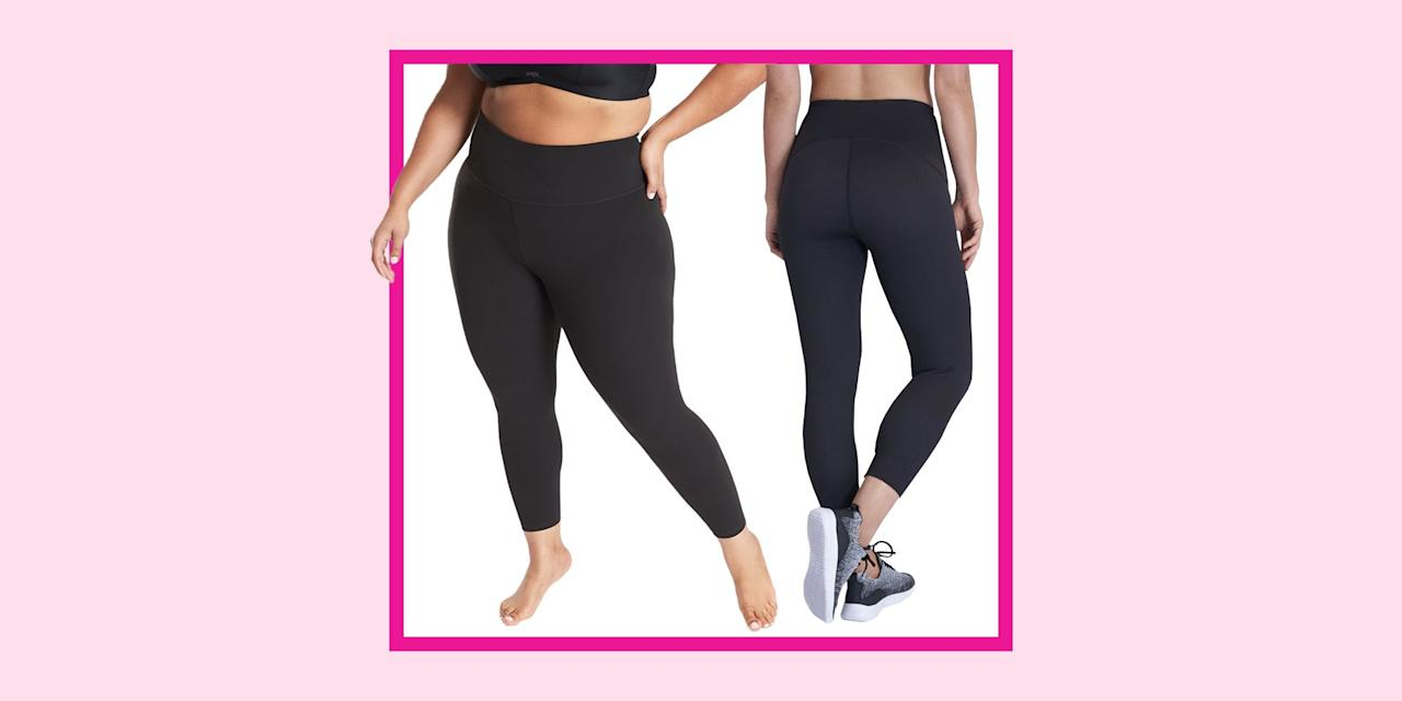 """<p>Jeans? Never heard of her. After five months of social distancing, my wardrobe basically only consists of black leggings, black leggings, and short black leggings (<a href=""""https://www.seventeen.com/fashion/g28902947/fashion-bike-shorts/"""" target=""""_blank"""">bike shorts</a>). Any item without an elastic waistband is cancelled and I will be concentrating my funds towards <a href=""""https://www.seventeen.com/fashion/trends/g32009498/loungewear-sets/"""" target=""""_blank"""">garments that better support my couch-based lifestyle</a> – which brings us back to <a href=""""https://www.seventeen.com/fashion/g28552667/leggings-like-lululemon-alternatives/"""" target=""""_blank"""">leggings</a>!</p><p>Finding that perfect go-with-everything pair will change your life forever. That sounds dramatic, but it's 100% true – they've got the versatility of a pair of jeans, with unparalleled comfort, and butt-uplifting technology so good, it seems almost supernatural. But there are a LOT of options to sift through and if you chose to do the work yourself, best case scenario, it takes you literal hours and worse-case, you end up with a $$$ pair that still shows your butt when you bend over. So I searched for the best-rated options, polled my leggings-obsessed co-workers, and dug through my own dresser to put together a list of the absolute best black leggings in existence. Here they are, fam. Feast your eyes. </p>"""