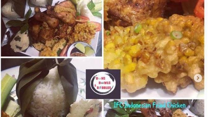 Restoran Indonesia di Texas Buka di Tengah Pandemi, Apa Saja Menunya?. (dok.Instagram @bunsbowlandbubbles/https://www.instagram.com/p/CABl6esjByg/Henry)