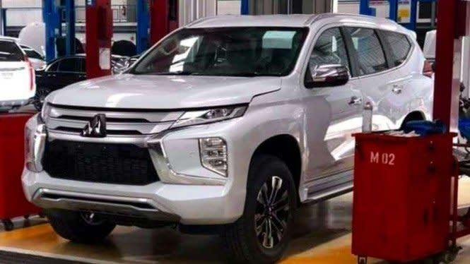 Fortuner Siap Meluncur, Mitsubishi Pajero Sport Kapan Ada Model Baru?