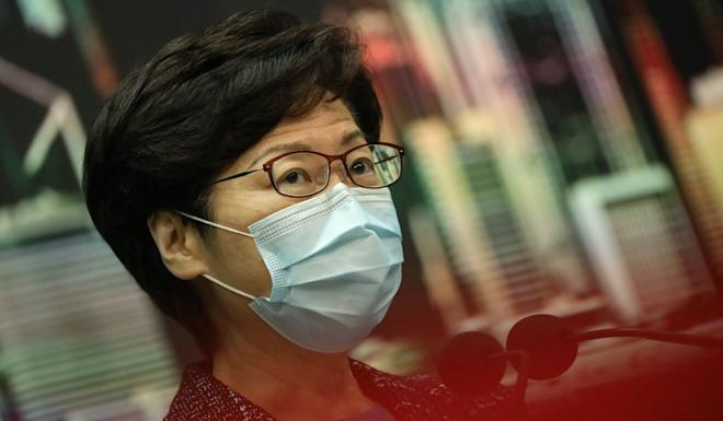 Carrie Lam made the comments in a newspaper interview. Photo: K.Y. Cheng
