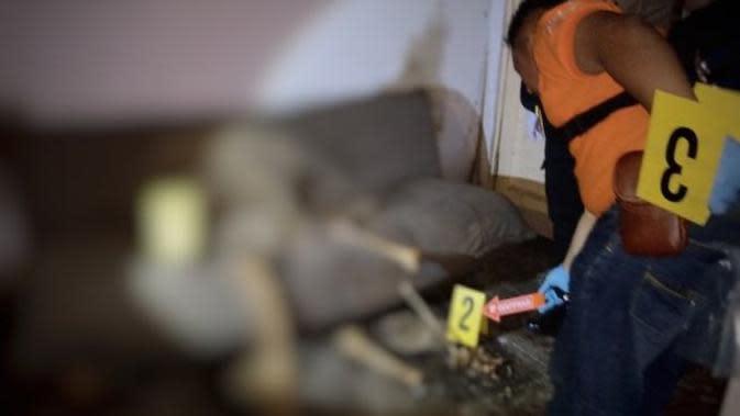 Terungkap, Identitas Kerangka Duduk di Margahayu Bandung