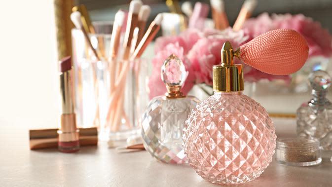 Ilustrasi parfum/copyright shutterstock