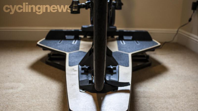 Saris MP1 Nfinity Trainer Platform review