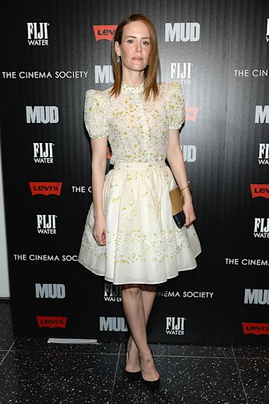 """The Cinema Society With FIJI Water & Levi's Present A Screening Of """"Mud"""" - Arrivals"""