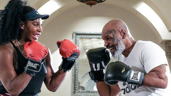 Begitu Spesialnya Mike Tyson di Dunia Tinju